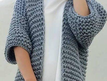 53+ Sleek and Glamour Crochet Cardigan Pattern Ideas Part 50