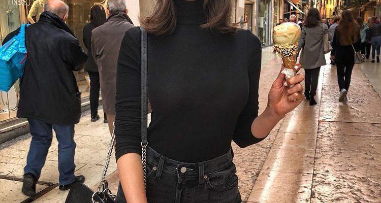 As blusas de gola alta, tb chamadas de turtle neck estao com tudo nesse inverno. Voce sabe como usar?!