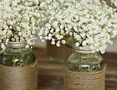 75 Ideas For a Rustic Wedding: A barnyard-themed wedding serves as a beautiful background but can be pretty expensive if you don