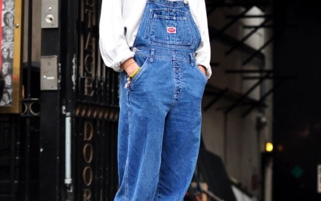 90s dungarees