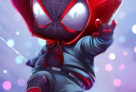 Adorable Spiderman iPhone Wallpaper - iPhone Wallpapers
