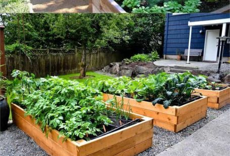 Detailed guide on how to build raised bed gardens! Lots of tips and ideas on best designs, soil, and materials for productive & beautiful DIY raised beds! A Piece of Rainbow #backyard #gardens #gardening backyard, landscaping, gardening tips,