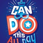 All Superhero Fans Will Love These Typographic Marvel Posters By Risa Odil - UltraLinx