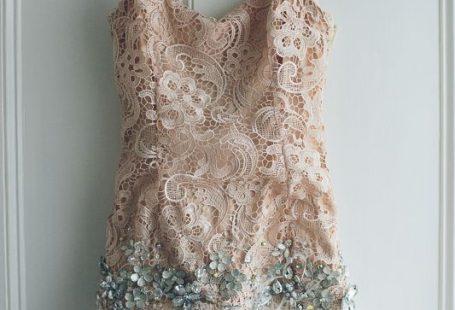 Amazing evening reception dress