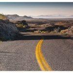 Premium Wandfolie »Kurt Krause: Historische Route 66«