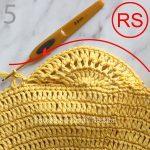Beach Tote Crochet Pattern • Free Crochet Patterns
