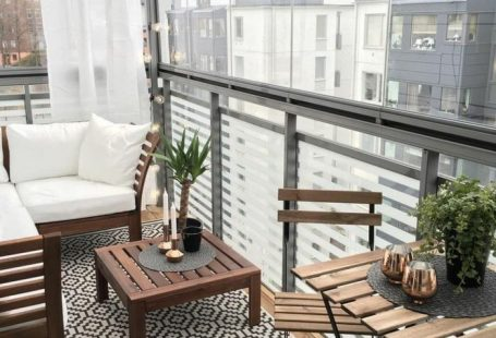 ▷ 1001 + ontwerpideeën op stijlvol klein balkon