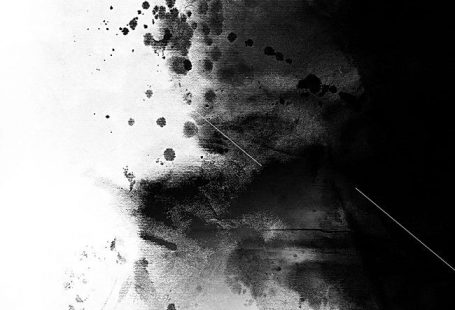 black ink background, Ink, Black And White, Chinese Style, Background image