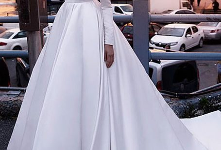 blammo biamo wedding dresses ball gown with long sleeves simple 2018