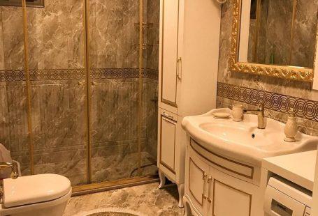 Klasik banyo, Klasik stil dekorasyon, Banyo, Banyo dolabı, Duşakabin, Banyo aynası