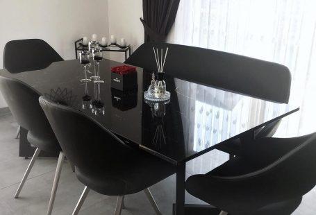 Yemek Odası, Yemek odası avizesi, Modern stil