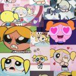 Bubbles Lindinha Powerpuff girls As meninas super poderosas Lockscreen Wallpaper