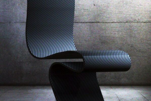 Carbon Chair by Ventury Lab - Blog Esprit Design
