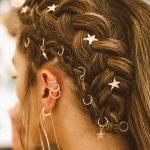 Coachella hair braids 2019 #braids #coachella #cochellahair