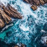 Coast, Channel, Sea Waves, Rocks, Aerial View, 720×1280 Wallpaper #Iphone youtube25.ogysoft...   Kreuzfahrten & Meer  564 X 1002 wallpapers for iphone.  Free Download