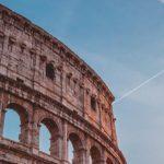 Colosseum, Rome, Italy.