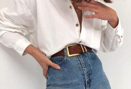 Conseils et idées de tenues pour porter ta chemise blanche sans faire trop
