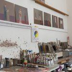 Craftsmanship workstation is where handmade art is created.