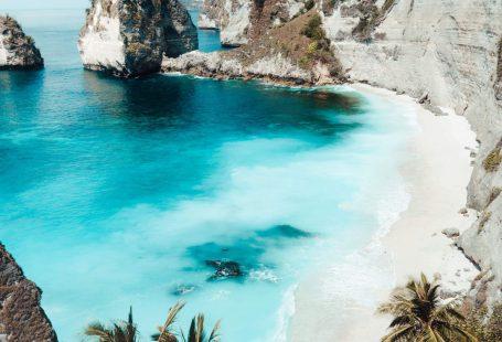DIAMOND BEACH - Schönster Strand auf Nusa Penida in Bali   - Holiday dreams - #auf #Bali #Beach #DIAMOND #Dreams