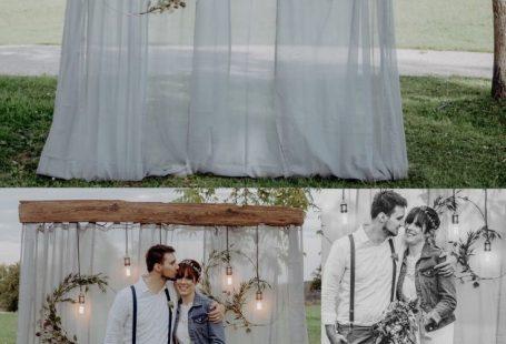 DIY Fotohintergrund für Hochzeiten - repingram.com/... - #DIY #Fotohintergrund #für #hochzeiten