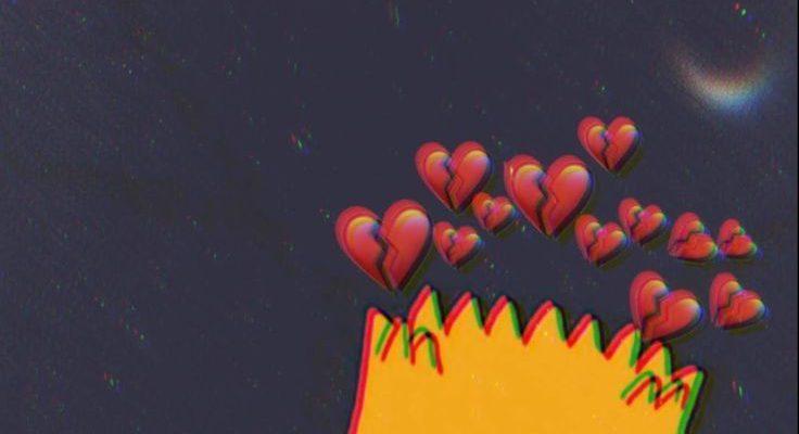 Das # Für #Ihre #Zellular # ## Bart # Traurig # Tumblr # Das # Boy # Simpsons # Wallpaper Emoji Wallpaper