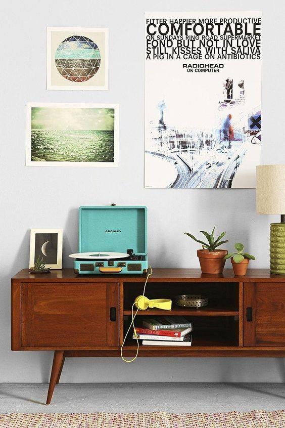De retro schoonheid van een vintage interieur | dmlights Blog