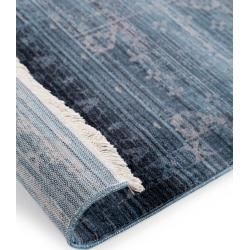 benuta Trends Teppich Safira Blau 133x185 cm - Vintage Teppich im Used-Lookbenuta.de