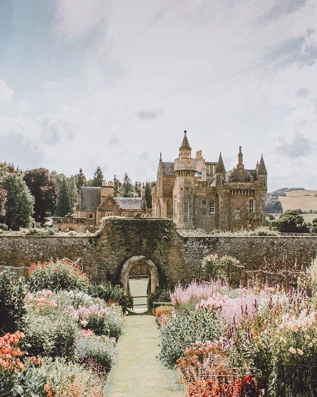 Die 15 besten Schlösser in Schottland