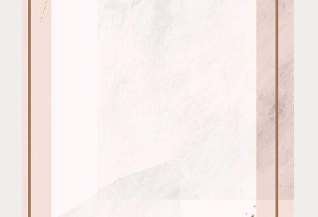Blank rectangle mobile phone wallpaper vector