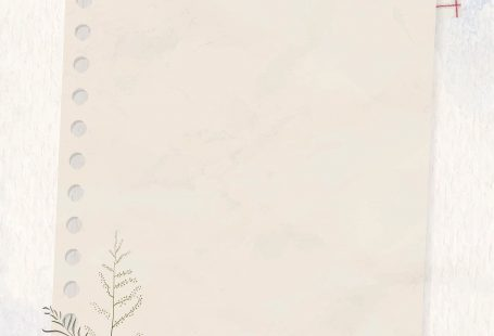 Ripped beige paper background vector