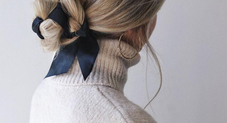 Ribbon Hairstyles!