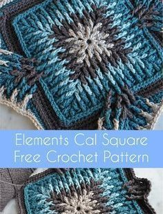 Elements Cal started in December 2017and has been a hit ever since then. This beautiful square is an absolute must have this winter. Designed by talented crochet designerSandra Kuijer. There are lots of possible creations you can make –blankets,centrepieces, andpillowsare most obvious. Here, I want to show you to the most beautiful hue combinations, but...Read More »