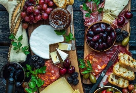 Spoiler Alert: Charcuterie boards are no longer just for meats and cheeses! We love these beautiful appetizers that create a real statement and beautiful focal point on your table. But where do you start? We
