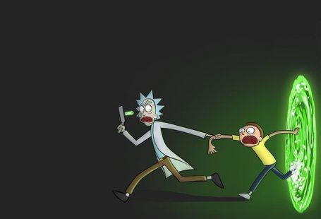 +59 wallpapers Rick and Morty para celular - Assuntos Criativos