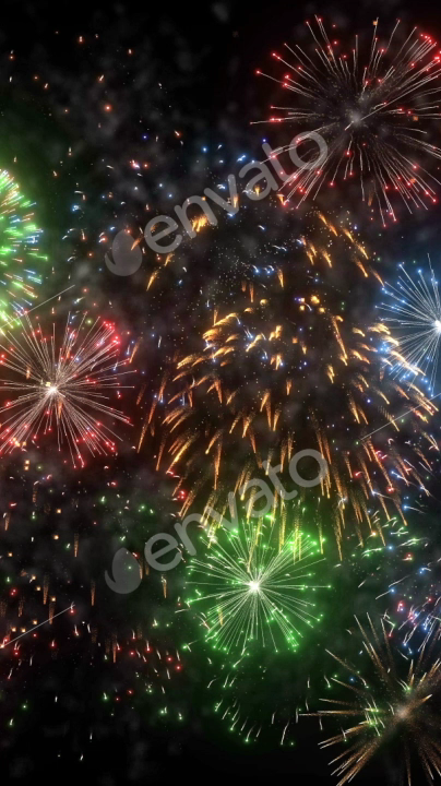 Fireworks video wallpapers,  iphone video wallpapers
