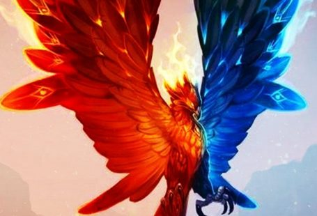 From the ashes, a fire shall be woken, A light from the shadows shall spring. #phoenix #quotes #wallpaper