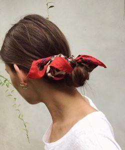 #hairbun, #hairmodels, #topuz