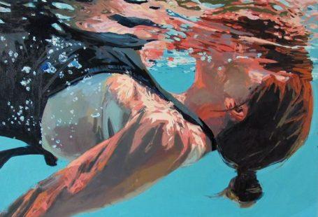 Glistening Underwater Oil Paintings by Samantha French - My Modern Metropolis
