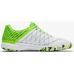 Nike Indoor/Court Fußball Schuhe Nike Lunargato Ii, Größe 45 in Weiß NikeNike