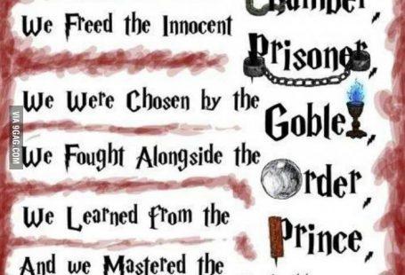 Harry Potter generation  9gag.com/gag/6818797