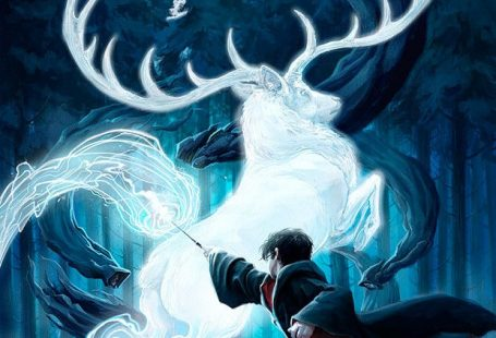 In pictures: See how the new Harry Potter covers were drawn in stages with artist Jonny Duddle