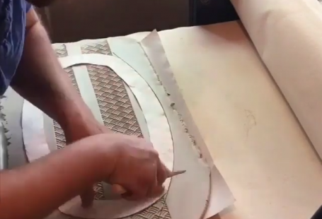 How to make an oval tray  Follow @stevenshowalterpottery for more! #ceramics #pottery #potteryvideos #potterymaking #art