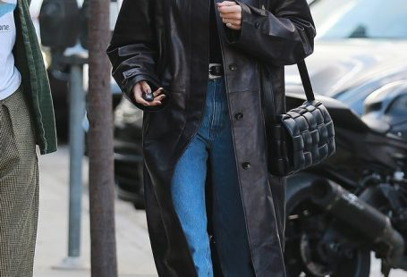 Hailey Bieber style at Nordstrom