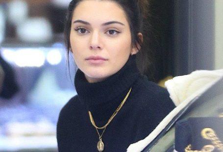 Natural beauty: Kendall