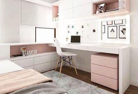 FÜR ALLES für diese Küche! Was für eine schöne Kombination aus Gold, Pink und Schwarz! -  - #kinderzimmer