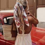 Laço no cabelo: a tendência que é a cara do verão