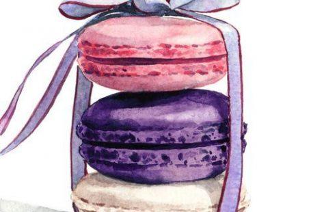 Macarons Ladurée Stack attaché avec une par LauraRowStudio sur Etsy