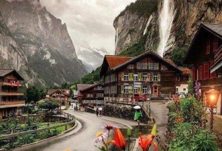 Lauterbrunnen Valley, Switzerland - Natural Wonders Around the World You