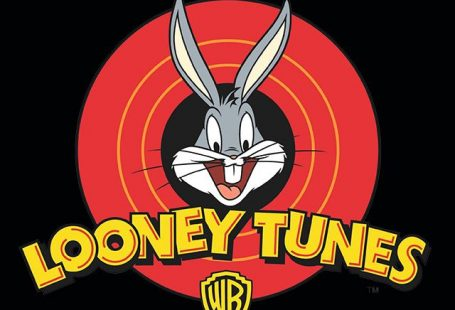 Looney Tunes Movie Poster Logo Bugs Bunny iPhone 5 Wallpaper