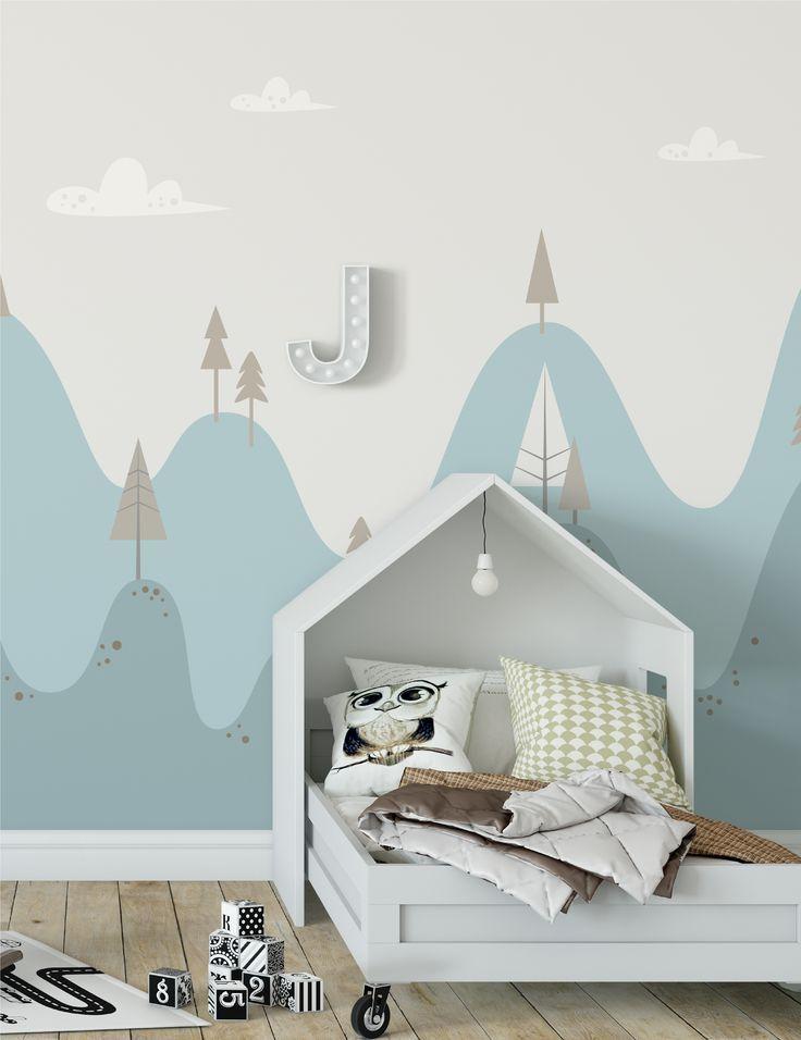 Lumpy Hills Dreamtime - Kindertapete ,  #dreamtime #hills #kindertapete #lumpy